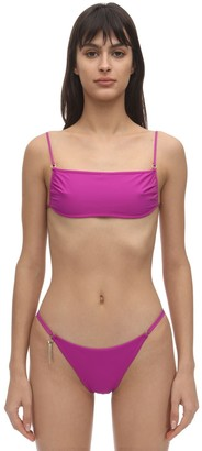 Stella McCartney Bikini Top W/ Thin Straps