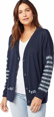 Pendleton Women's Medallion Cardigan Sweater