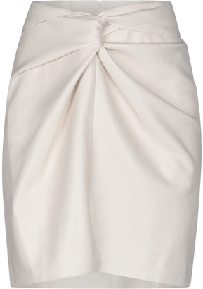 Nanushka Knee length skirts