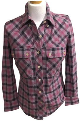 Etoile Isabel Marant Pink Silk Tops