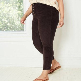 Universal Thread Women's Plus Size High-Rise Skinny Pants - Universal ThreadTM