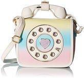 Betsey Johnson Mini Phone Crossbody