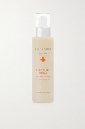 Pursoma Deep Sleep Ritual Relaxing & Soothing Geranium Body Oil, 120ml
