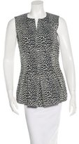 Pauw Cheetah Print Sleeveless Top