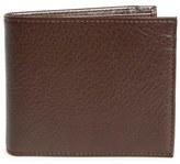 Johnston & Murphy Men's Leather Wallet - Brown