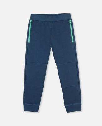 Stella Mccartney Kids Fleece Basic Sweatpants, Men's