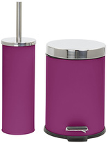 Bath fizz shopstyle uk for Purple bathroom bin
