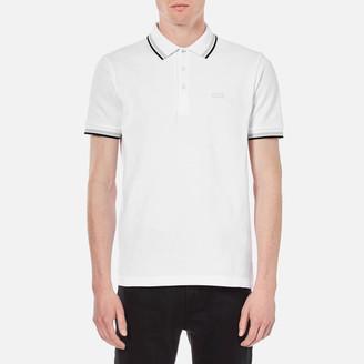 BOSS GREEN BOSS Men's Paddy Tipped Polo Shirt