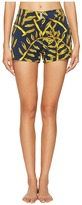 Vilebrequin Gold Palms Boardshorts Women's Swimwear