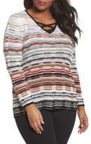 Nic+Zoe Red Hills Sweater