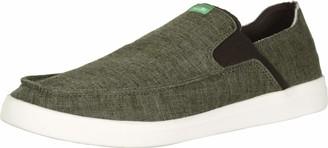 Sanuk Men's Pick Pocket Slip-On Hemp Sneaker