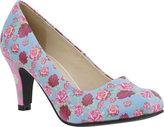 Women's T.U.K. Original Footwear Floral Mix Pump
