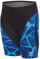 Speedo Endurance+ Boys' Caged Out Jammer Swimsuit 8155645