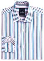 Tailorbyrd Boys' Multi Stripe Dress Shirt - Sizes 8-18