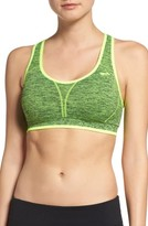 Moving Comfort Women's 'Just Right' Seamless Racerback Sports Bra