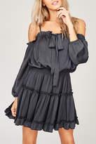 Listicle Kendra Grey Dress
