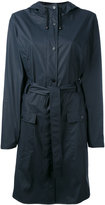 Rains belted raincoat - women - Polyester/Polyurethane - XS