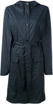 Rains belted raincoat - women - Polyester/Polyurethane - XS