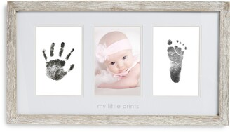 Pearhead Baby Prints Picture Frame