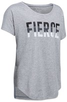 Under Armour Girls' Fierce Tech Tee - Big Kid