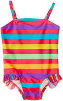 KensieGirl Striped One Piece (Toddler Girls)
