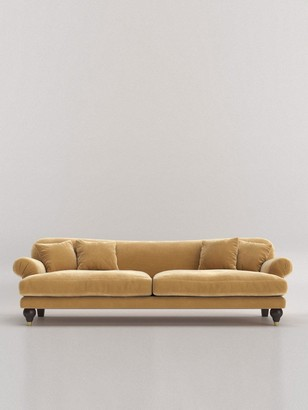 Swoon Willows Fabric 3 Seater Sofa