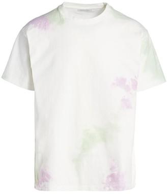John Elliott Ink Bloom University T-Shirt