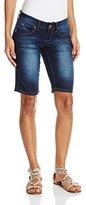 YMI Jeanswear Women's Wannabettabutt Bermuda