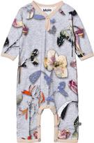 Molo Printed Fiona Paper Petals Jumpsuit