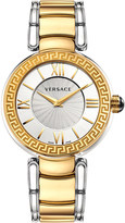 Versace VNC05 0014 Leda stainless steel watch