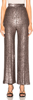 Rodarte Hand Beaded Cropped Pants