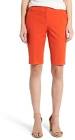Women's Halogen Stretch Bermuda Shorts