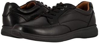 Florsheim Great Lakes Moc Toe Walk (Black Milled) Men's Shoes