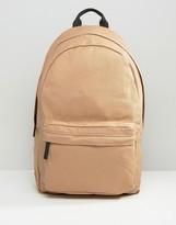 Farah Canvas Backpack Stone