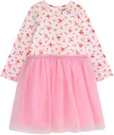 Cath Kidston Ballerina Rose Kids Jersey Net dress