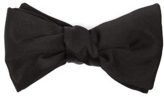 Givenchy Silk-faille Bow Tie - Mens - Black