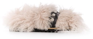 Dorothee Schumacher Furry Softness sandals