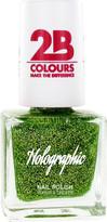 2B Colours Holographic Nail Polish