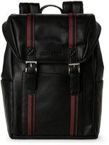 Ben Sherman Black Kingsway Backpack