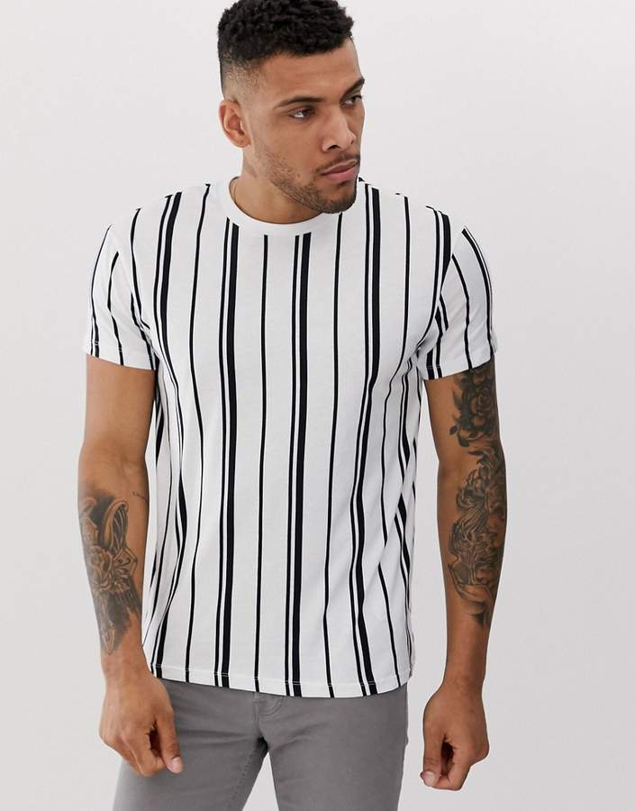 48894850072a Bershka Men's Shirts - ShopStyle