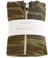 Alternative Knockout Suit Printed Eco-Fleece Adrian Hoodie + Jogger Pants Bundle