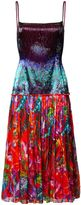 Matthew Williamson Maracas Montage Beaded Dress