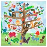 Oopsy Daisy Fine Art For Kids Tree of Life Critters Canvas Wall Art