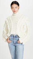 Ulla Johnson Alpaca Amore Pullover Sweater