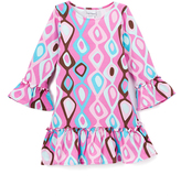 Flap Happy Groovy Chill Lizzy Drop-Waist Dress - Infant, Toddler & Girls