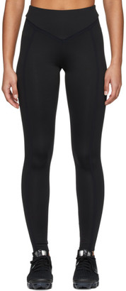 Ernest Leoty Black Corset Leggings