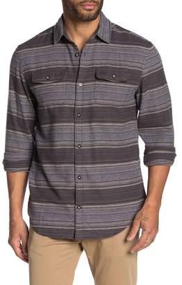 Original Penguin Stripe Print Slim Fit Shirt