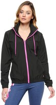 Juicy Couture Nylon Zip Jacket