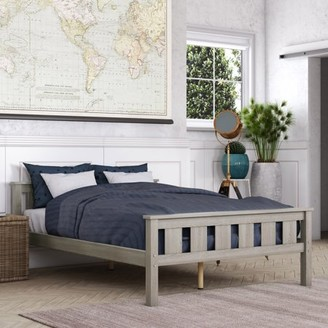 Better Homes & Gardens Kane Full Size Platform Bed, Multiple Finishes