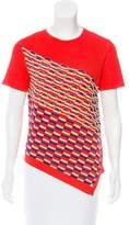 Peter Pilotto Abstract Pattern Knit Sweater